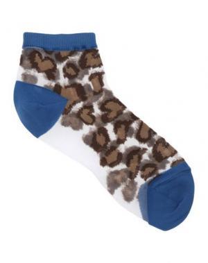 Короткие носки PAUL SMITH. Цвет: коричневый