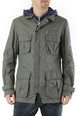 Jacket HUSKY. Цвет: olive