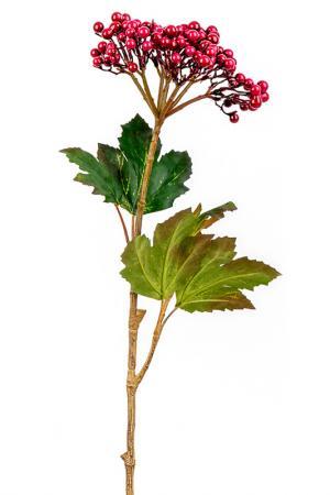 Ветка с ягодами EDG. Цвет: мультиколор