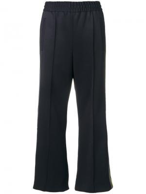 Спортивные брюки Runaway Marc Jacobs. Цвет: чёрный