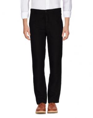 Повседневные брюки NICOLAS & MARK. Цвет: темно-коричневый