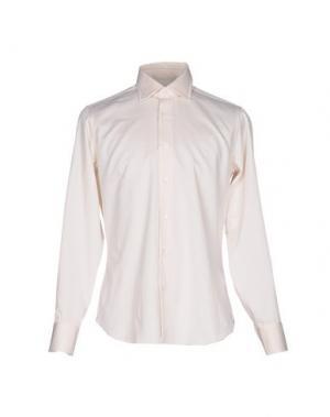 Pубашка MASTAI FERRETTI. Цвет: светло-розовый