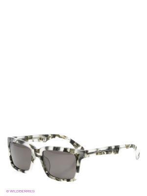 Очки солнцезащитные LM 524 03 La Martina. Цвет: серый