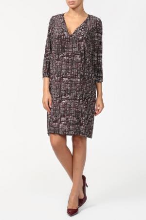 Платье GERARD DAREL. Цвет: мультицвет