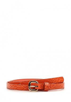 Ремень Baon. Цвет: оранжевый