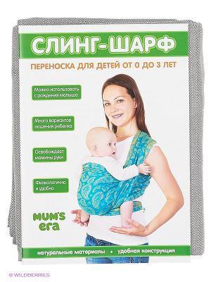 Слинг-шарф Нидл Mum`s Era. Цвет: серый