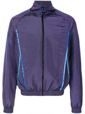 Куртка Signature Cottweiler. Цвет: розовый и фиолетовый