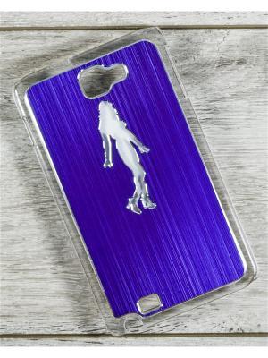 Чехол для телефона SG-Note 2, 9220 MACAR. Цвет: сиреневый