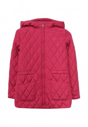 Куртка утепленная Finn Flare. Цвет: фуксия