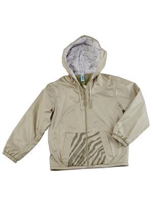 Куртка (Ветровка) ВЕНЕЙЯ. Цвет: хаки