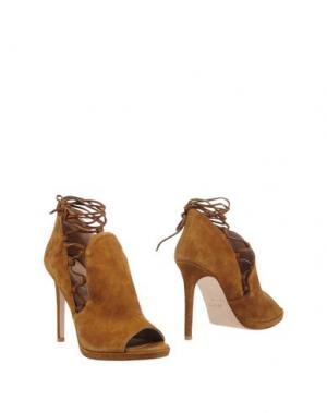 Ботинки ANNA F.. Цвет: верблюжий