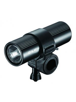 Высокомощная светодиодная фара в алюминиевом корпусе D-light. Цвет: черный
