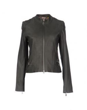 Куртка DOMA. Цвет: серый