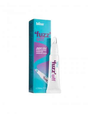 Bliss Крем-депиляторий для лица Fuzz Off. Цвет: бесцветный