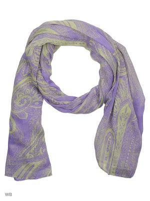 Платок Vitacci. Цвет: фиолетовый