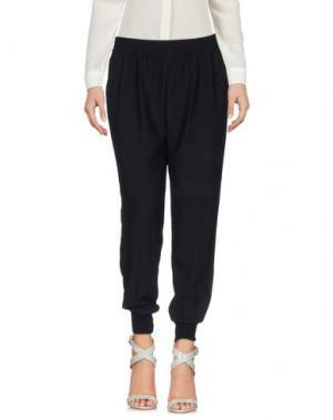 Повседневные брюки JOIE. Цвет: черный