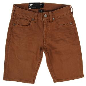 Шорты джинсовые детские DC Col St Jn Sh By Wheat Shoes. Цвет: коричневый