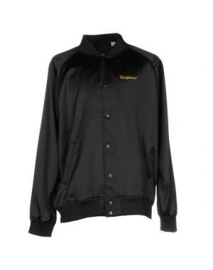 Куртка UNDEFEATED. Цвет: черный