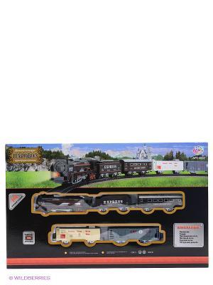 Железная дорога Joy Toy. Цвет: черный