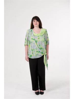 Блузка женская БаяНа. Цвет: салатовый