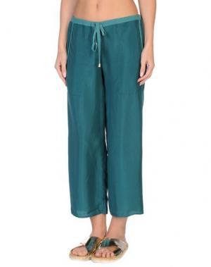 Пляжные брюки и шорты GRAZIA'LLIANI SOON. Цвет: зеленый