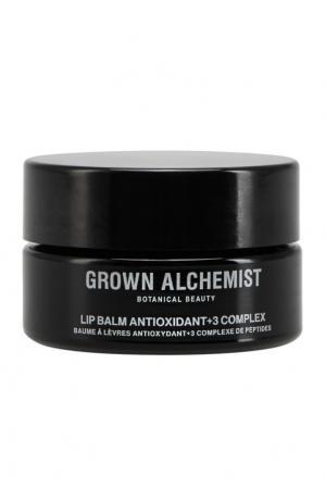 Бальзам для губ «Антиоксидант +3» 15ml Grown Alchemist. Цвет: multicolor