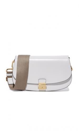 Небольшая сумка на ремне Mia Michael Kors Collection