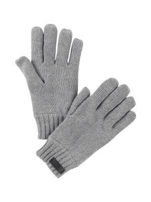 Перчатки S.OLIVER. Цвет: серый