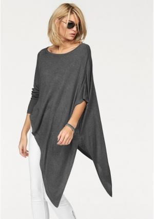 Пуловер Laura Scott. Цвет: цвет белой шерсти, черный