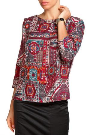 Блуза Pure. Цвет: фуксия