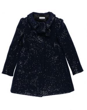 Пальто I PINCO PALLINO I&S CAVALLERI. Цвет: темно-синий