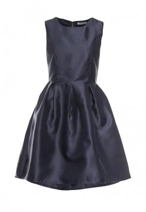 Платье Paccio. Цвет: синий