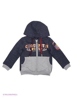Куртка CHOUPETTE. Цвет: антрацитовый, темно-серый, бронзовый