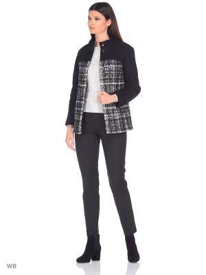 Куртка Vaide. Цвет: черный, белый