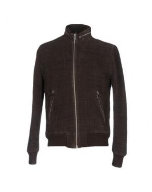 Куртка BRIAN DALES. Цвет: темно-коричневый