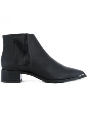Ботинки Leon I Senso. Цвет: чёрный