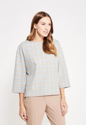 Блуза Parole by Victoria Andreyanova. Цвет: голубой