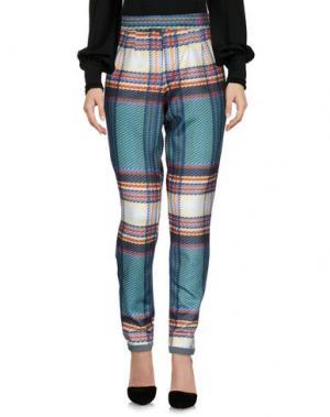 Повседневные брюки ED 2.0. Цвет: темно-зеленый