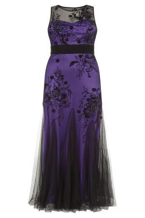 Платье VIVIANA. Цвет: none