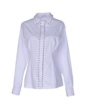 Pубашка KORALLINE. Цвет: белый