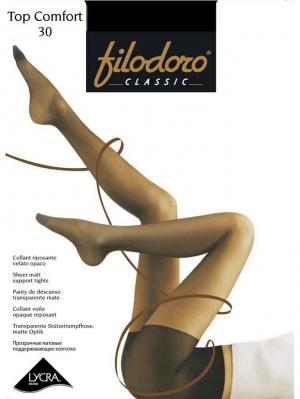 Колготки Filodoro Classic. Цвет: черный