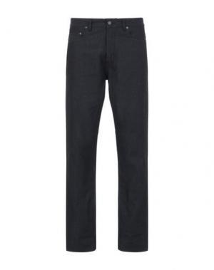 Джинсовые брюки CHRISTOPHER RAEBURN. Цвет: черный