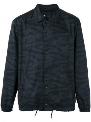Спортивная куртка Alexander Wang. Цвет: чёрный