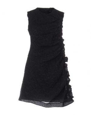 Короткое платье SIMONE ROCHA. Цвет: черный