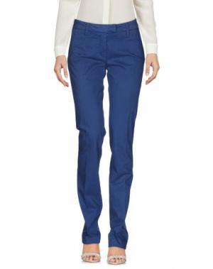 Повседневные брюки HEAVY PROJECT. Цвет: пастельно-синий