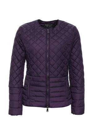 Куртка утепленная Concept Club. Цвет: фиолетовый