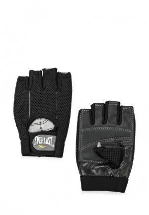 Перчатки для фитнеса Everlast. Цвет: разноцветный