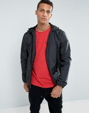 Loyalty & Faith Куртка с капюшоном на молнии and. Цвет: черный