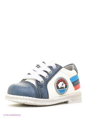 Ботинки Indigo kids. Цвет: белый