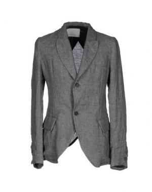 Пиджак NOSTRASANTISSIMA. Цвет: серый